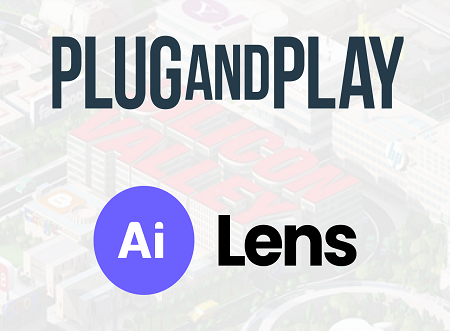 Lens AI was selected to join Media & Ad Batch 4 at Plug & Play!